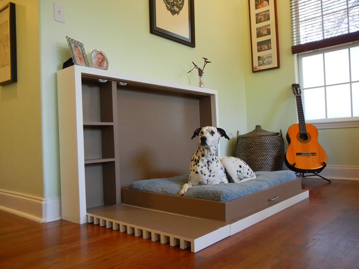 modelos-de-camas-para-cachorro-retrátil-parede