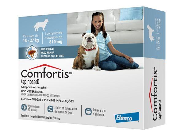 comprimido Comfortis