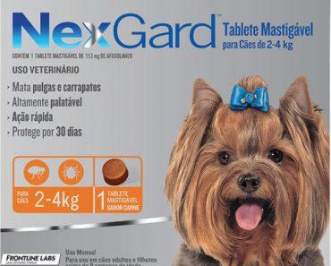 comprimido NexGard