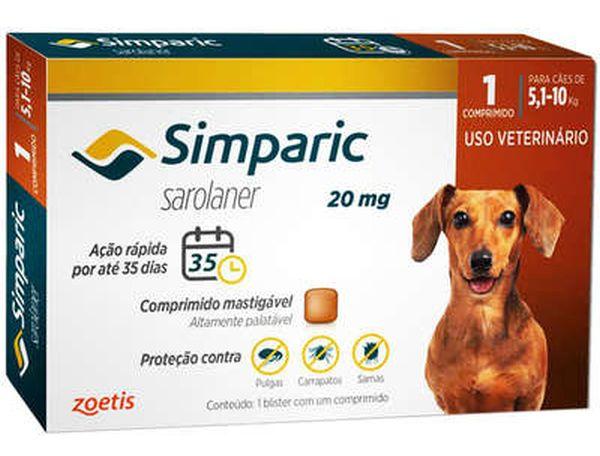 comprimido Simparic